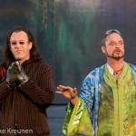 Midzomernachtsdroom van Amsterdamse Bos Theater