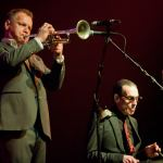 New Cool Collective en Jules Deelder