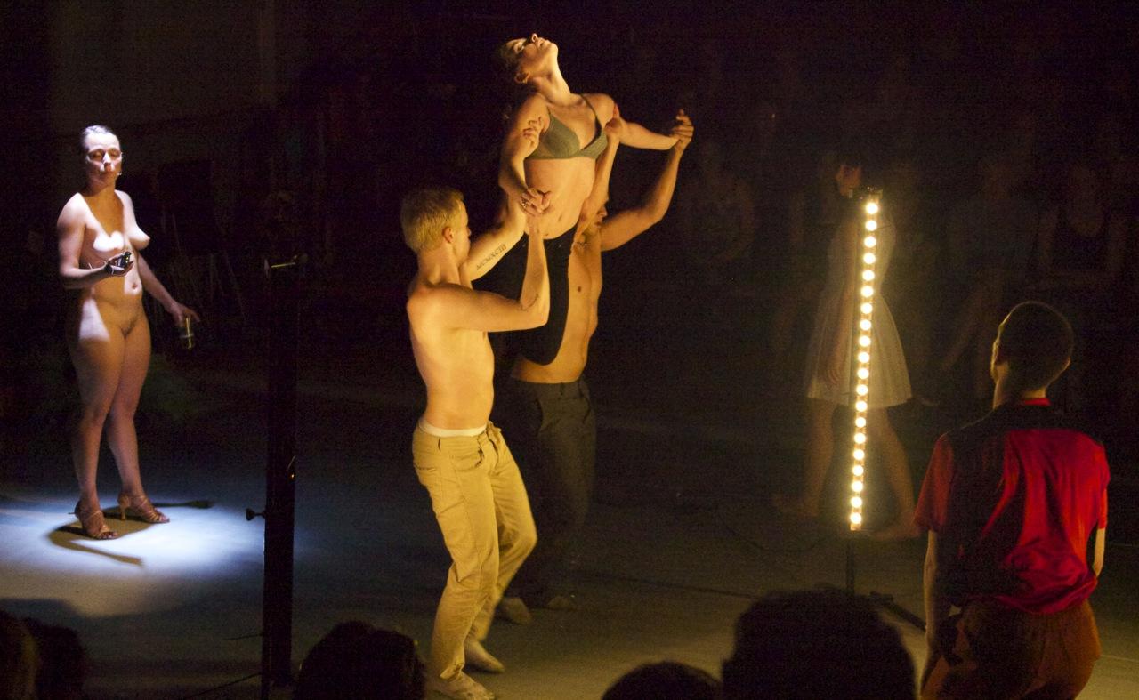 2018 dansers orgasme in Rotterdam