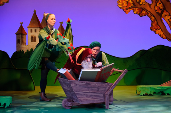 joris en de draak theater